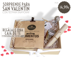 "Pack San Valentín ""To Seduce"""