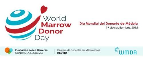 Dia del donante de medula